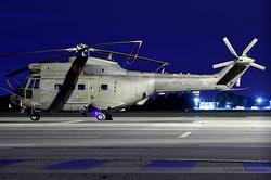 Aerospatiale SA-330E Puma HC2 Royal Air Force ZJ956