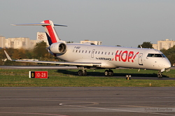 Canadair Regional Jet CRJ-700 HOP! F-GRZI