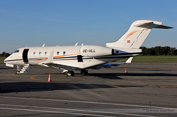 Bombardier BD-100-1A10 Challenger 300 International Jet Management OE-HLL