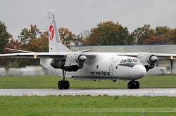 Antonov An-26B Bright Flight LZ-FLL