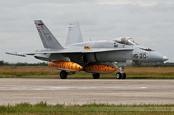 McDonnell Douglas EF-18M Hornet Spain Air Force C.15-43 / 15-30