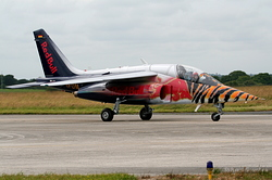 Dassault-Dornier Alpha Jet A Red Bull (The Flying Bulls) D-IFDM