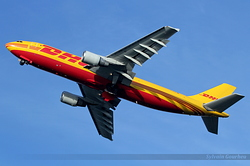Airbus A300B4-622R(F) DHL (European Air Transport) D-AEAL