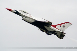General Dynamics F-16C Fighting Falcon US Air Force 86-0281 / 5