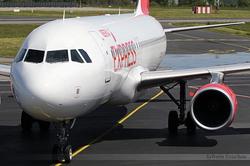 Airbus A320-216 Iberia Express EC-LUS