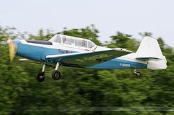 Zlin 326 F-BNRR
