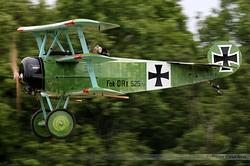 Fokker Dr.I Dreidecker F-AZVD