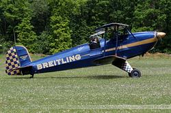 Bücker Bü-131 Jungmann F-AZVK