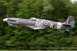 Supermarine Spitfire LF-Vb AE-A / EP-120 / G-LFVB