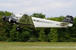 Junker Ju-52/3m HB-HOS
