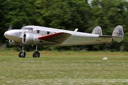 Lockheed L-12 Electra F-AZLL