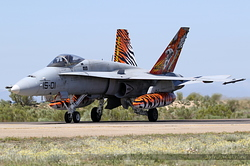 McDonnell Douglas EF-18M Hornet Spain Air Force C.15-14 / 15-01