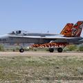 McDonnell Douglas EF-18M Hornet Spain Air Force C.15-14 / 15-01