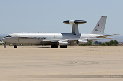 Boeing E-3A Sentry (707-300) Luxembourg NATO LX-N90451