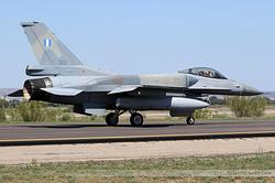 General Dynamics F-16C Fighting Falcon Greece Air Force 013