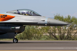 General Dynamics F-16C Fighting Falcon Greece Air Force 005