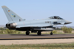 Eurofighter EF-2000 Typhoon Germany Air Force 30+12