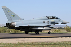 Eurofighter EF-2000(T) Typhoon Germany Air Force 30+35
