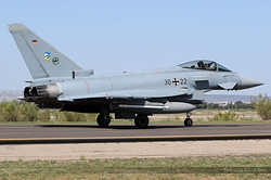 Eurofighter EF-2000 Typhoon Germany Air Force 30+22