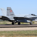 McDonnell Douglas F/A-18C Hornet Switzerland Air Force J-5013