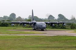 Lockheed MC-130J Commando II US Air Force 13-5786