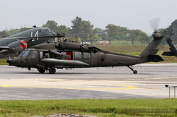 Sikorsky UH-60A Blackhawk US Army 87-24642