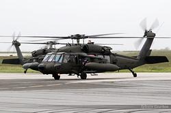 Sikorsky UH-60A Blackhawk US Army 87-24584