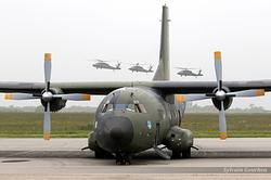 Transall C-160D Germany Air Force 51+04