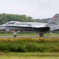 McDonnell Douglas F/A-18C Hornet Switzerland Air Force J-5004