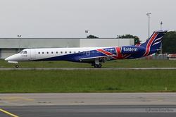 Embraer ERJ-145MP Eastern Airways G-CGWV
