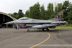 General Dynamics F-16AM Fighting Falcon Belgium Air Force FA-129 / MN-B