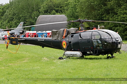 Sud-Aviation SA-316B Alouette III Belgium Navy M-2 / OT-ZPB
