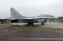 Mikoyan-Gurevich MiG-29A Poland Air Force 38