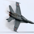 McDonnell Douglas F/A-18C Hornet Switzerland Air Force J-5026