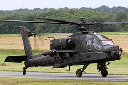 Boeing AH-64D Apache Longbow Netherlands Air Force Q-24