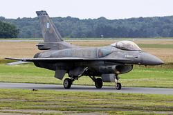 General Dynamics F-16C Fighting Falcon Greece Air Force 534
