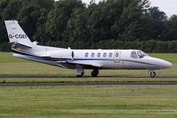 Cessna 550 Citation Bravo G-CGEI
