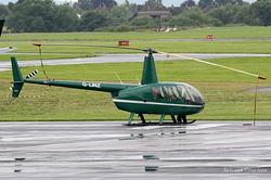 Robinson R44 Raven II G-LINZ