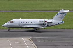 Canadair CL-600-2B16 Challenger 601-3A HB-IKS