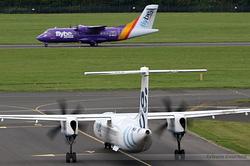 De Havilland Canada DHC-8-402Q Dash 8 Flybe G-JECR