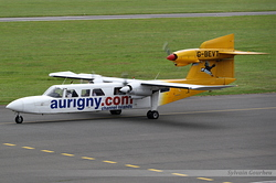 Britten-Norman BN-2A Mk3-2 Trislander Aurigny Air Services G-BEVT