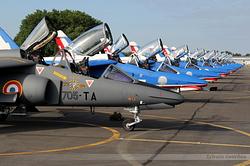 Dassault Alpha Jet E Armée de l'Air E42 / 705-TA / 0
