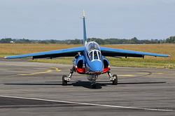 Dassault Alpha Jet E Armée de l'Air 166 / F-UHRW / 5