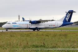 ATR 72-202(F) ASL Airlines Switzerland HB-AFX