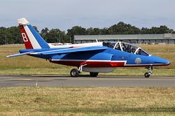 Dassault Alpha Jet E Armée de l'Air 139 / F-UGFC / 8