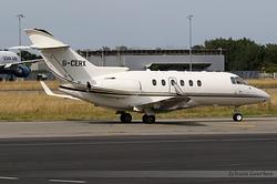 Raytheon Hawker 850XP Hangar 8 G-CERX