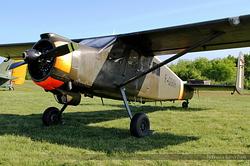 Max Holste MH-1521 C1 Broussard F-GGKH