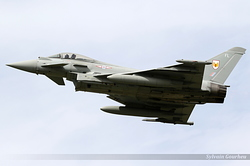Eurofighter EF-2000 Typhoon FGR4 Royal Air Force ZK310 / FL