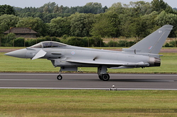 Eurofighter EF-2000 Typhoon FGR4 Royal Air Force ZK354 / BY