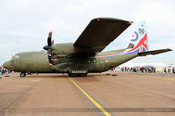 Lockheed C-130J Hercules C.5 Royal Air Force ZH883